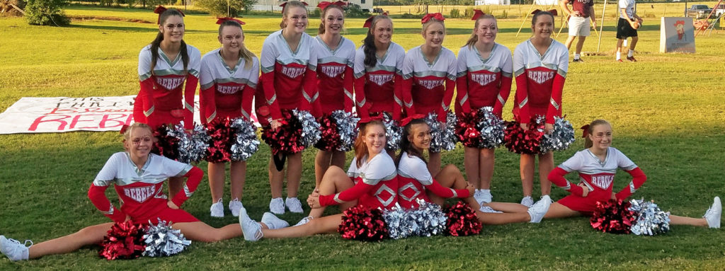 varsity cheer 2017